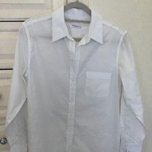 White Equipment Button-down blouse